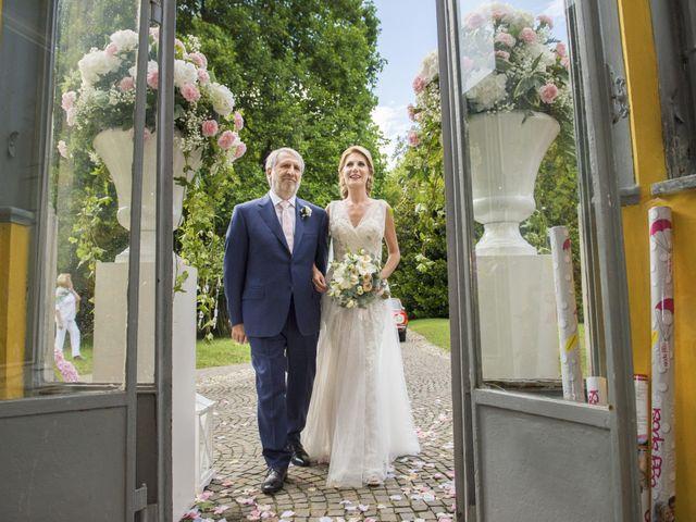 Il matrimonio di Francesco e Claudia a Briosco, Monza e Brianza 15