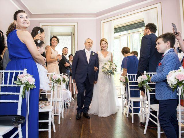 Il matrimonio di Francesco e Claudia a Briosco, Monza e Brianza 16