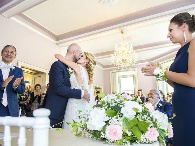 Il matrimonio di Francesco e Claudia a Briosco, Monza e Brianza 17