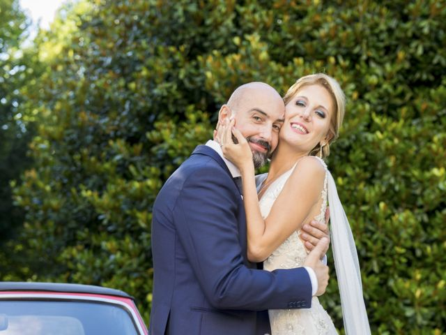 Il matrimonio di Francesco e Claudia a Briosco, Monza e Brianza 18