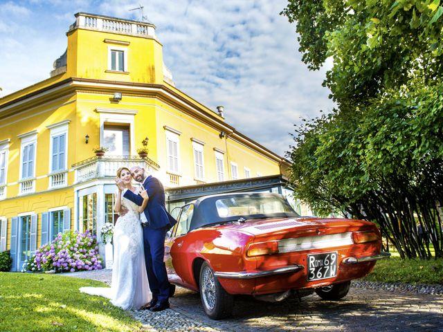 Il matrimonio di Francesco e Claudia a Briosco, Monza e Brianza 19
