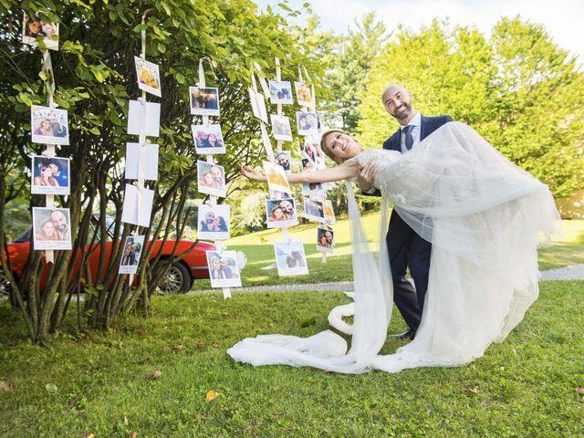 Il matrimonio di Francesco e Claudia a Briosco, Monza e Brianza 20