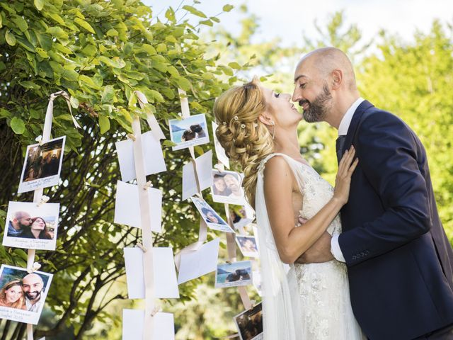 Il matrimonio di Francesco e Claudia a Briosco, Monza e Brianza 21