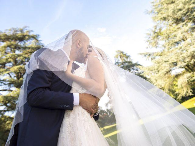 Il matrimonio di Francesco e Claudia a Briosco, Monza e Brianza 22