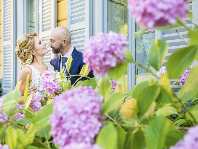 Il matrimonio di Francesco e Claudia a Briosco, Monza e Brianza 24