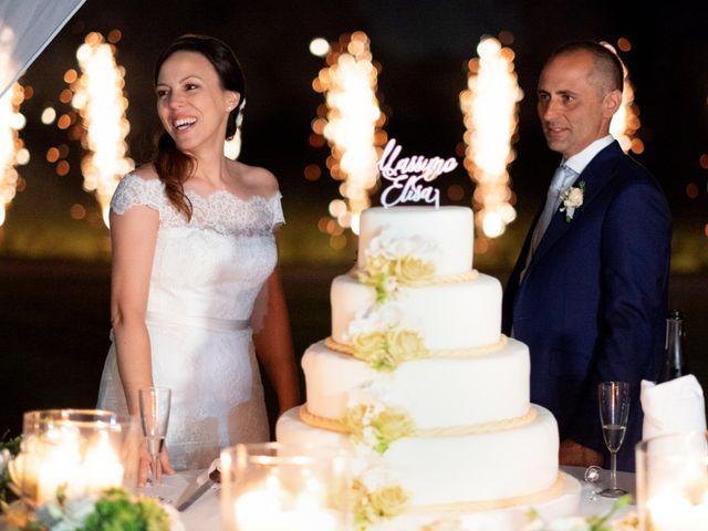 Le nozze di Elisa e Massimo