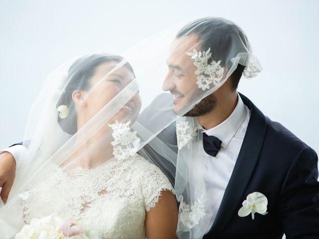 Le nozze di Ying e Michele