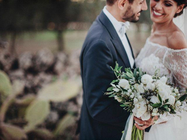 Il matrimonio di Luigi e Morena a Campi Salentina, Lecce 2