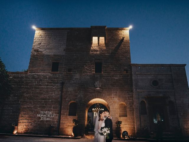 Il matrimonio di Luigi e Morena a Campi Salentina, Lecce 50