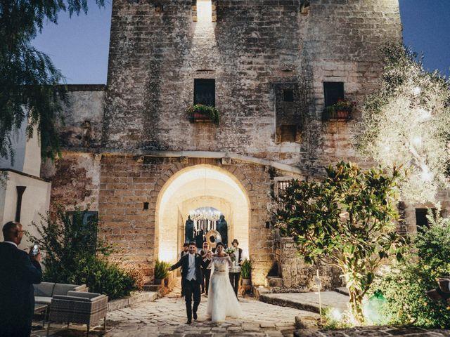 Il matrimonio di Luigi e Morena a Campi Salentina, Lecce 49