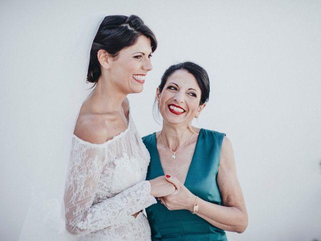 Il matrimonio di Luigi e Morena a Campi Salentina, Lecce 22