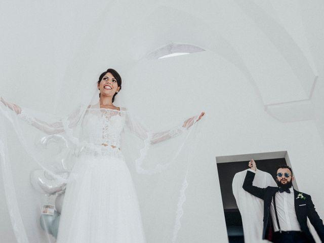 Il matrimonio di Luigi e Morena a Campi Salentina, Lecce 11