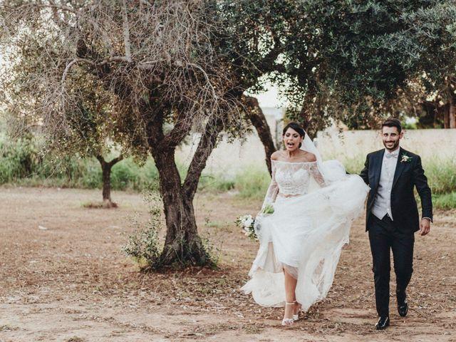 Il matrimonio di Luigi e Morena a Campi Salentina, Lecce 40