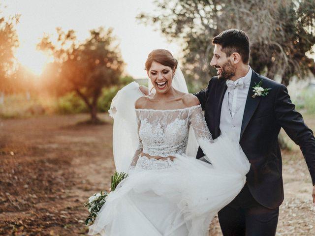 Il matrimonio di Luigi e Morena a Campi Salentina, Lecce 41