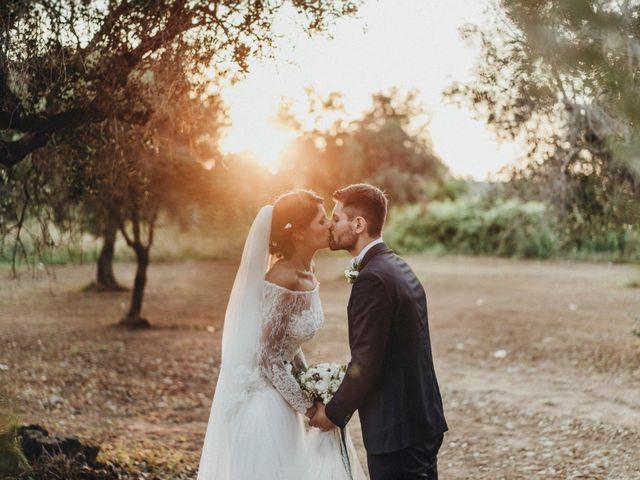 Il matrimonio di Luigi e Morena a Campi Salentina, Lecce 42