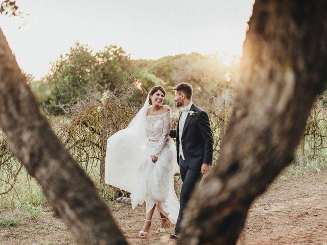 Il matrimonio di Luigi e Morena a Campi Salentina, Lecce 43