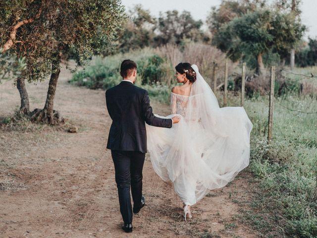 Il matrimonio di Luigi e Morena a Campi Salentina, Lecce 44