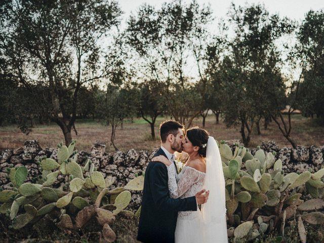 Il matrimonio di Luigi e Morena a Campi Salentina, Lecce 47