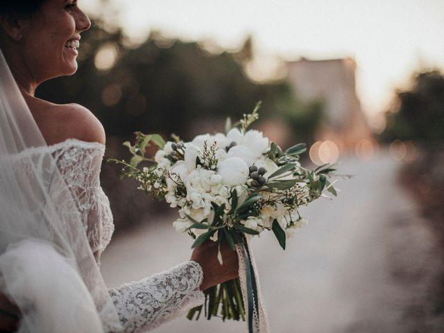 Il matrimonio di Luigi e Morena a Campi Salentina, Lecce 48