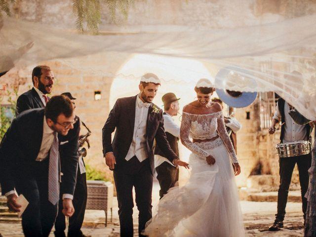 Il matrimonio di Luigi e Morena a Campi Salentina, Lecce 56