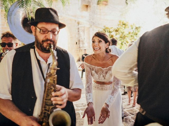 Il matrimonio di Luigi e Morena a Campi Salentina, Lecce 57