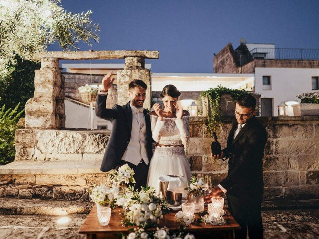 Il matrimonio di Luigi e Morena a Campi Salentina, Lecce 58
