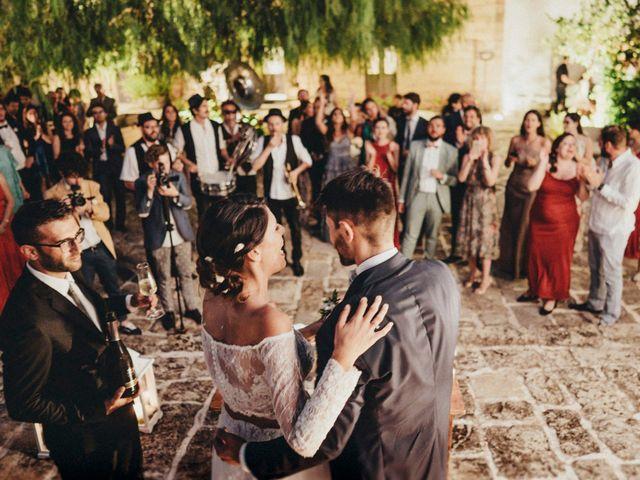 Il matrimonio di Luigi e Morena a Campi Salentina, Lecce 59