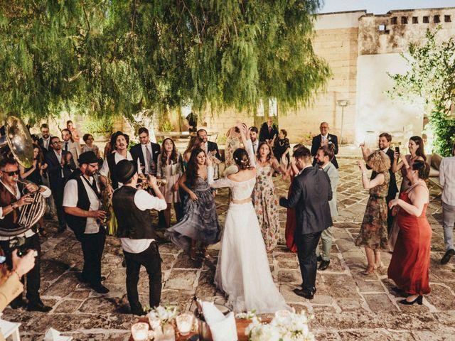 Il matrimonio di Luigi e Morena a Campi Salentina, Lecce 61