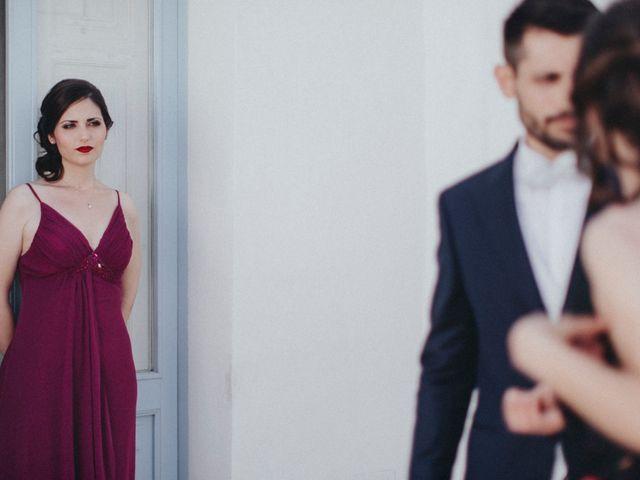 Il matrimonio di Luigi e Morena a Campi Salentina, Lecce 17