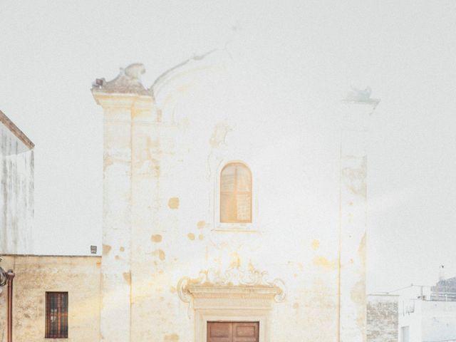 Il matrimonio di Luigi e Morena a Campi Salentina, Lecce 27