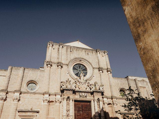 Il matrimonio di Luigi e Morena a Campi Salentina, Lecce 35