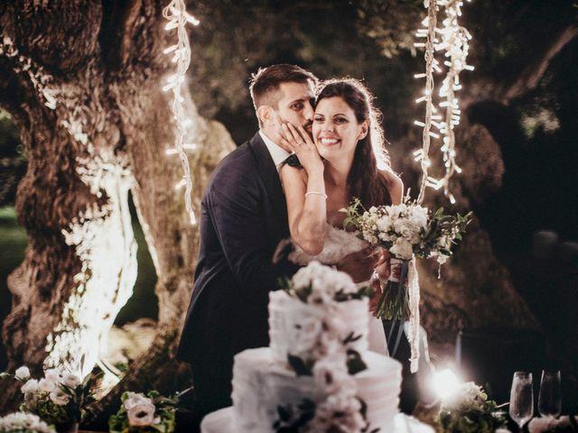 Il matrimonio di Luigi e Morena a Campi Salentina, Lecce 92