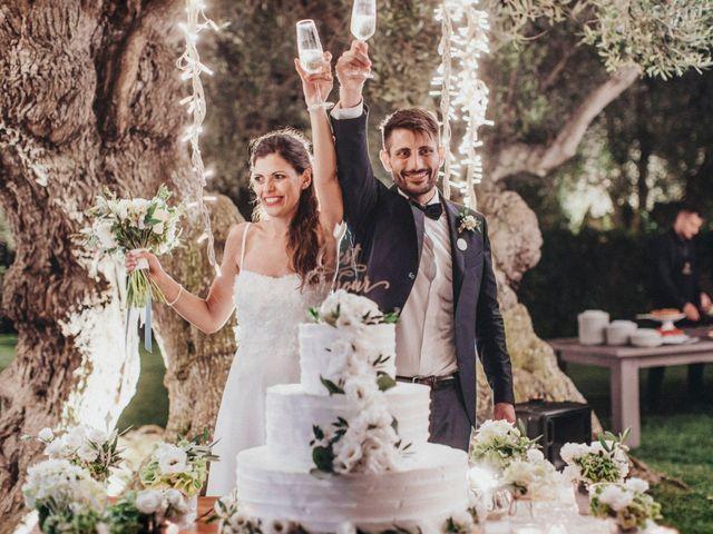 Il matrimonio di Luigi e Morena a Campi Salentina, Lecce 93