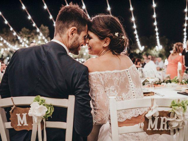 Il matrimonio di Luigi e Morena a Campi Salentina, Lecce 114