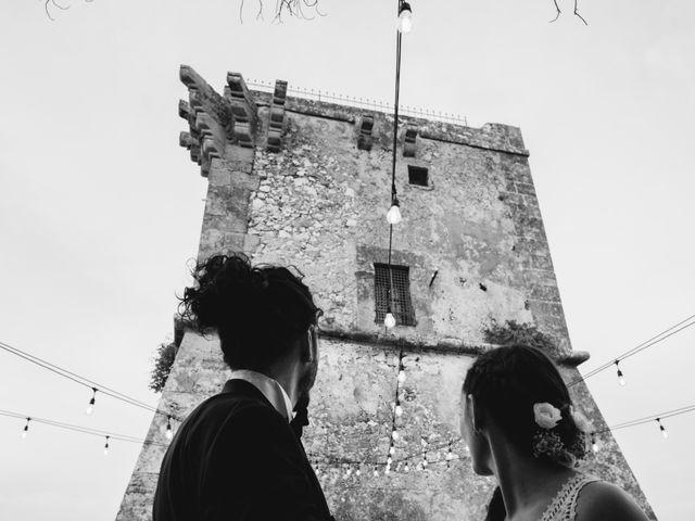 Le nozze di Chiara e Oscar