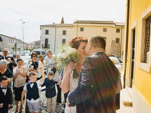 Il matrimonio di Andrea e Laura a Caldiero, Verona 27