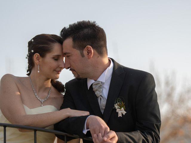 Le nozze di Miriam e Paolo