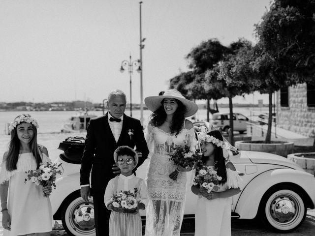 Il matrimonio di Lorenzo e Piera a Molfetta, Bari 55