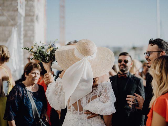 Il matrimonio di Lorenzo e Piera a Molfetta, Bari 80