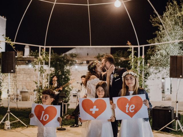 Il matrimonio di Lorenzo e Piera a Molfetta, Bari 116