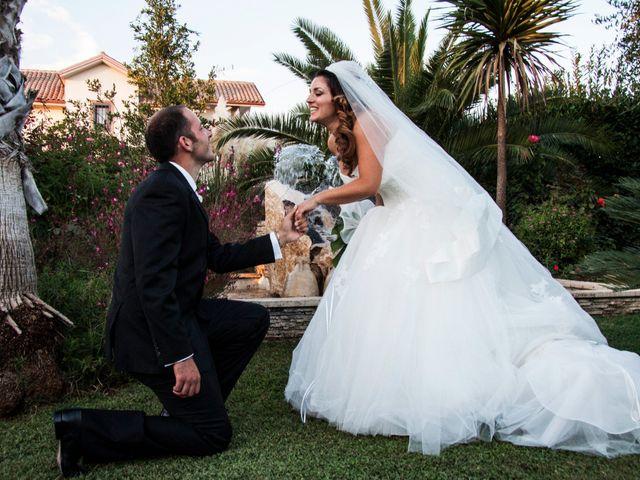 le nozze di Giordana e Luca