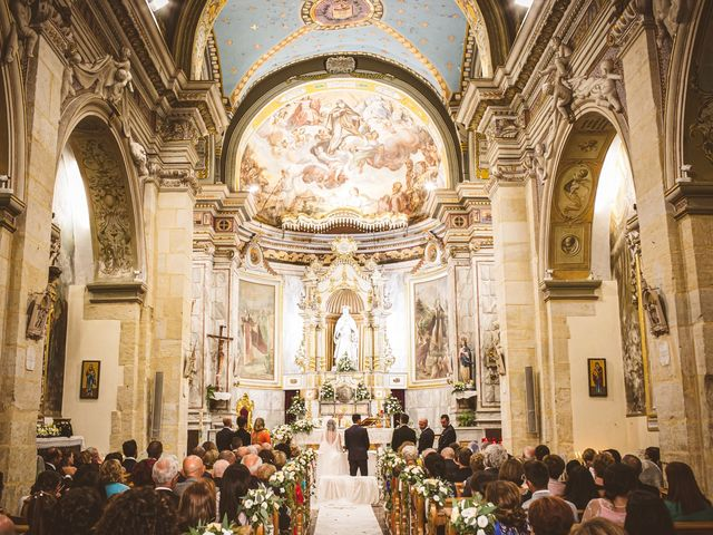 Il matrimonio di Michele e Stefani a Sciacca, Agrigento 11