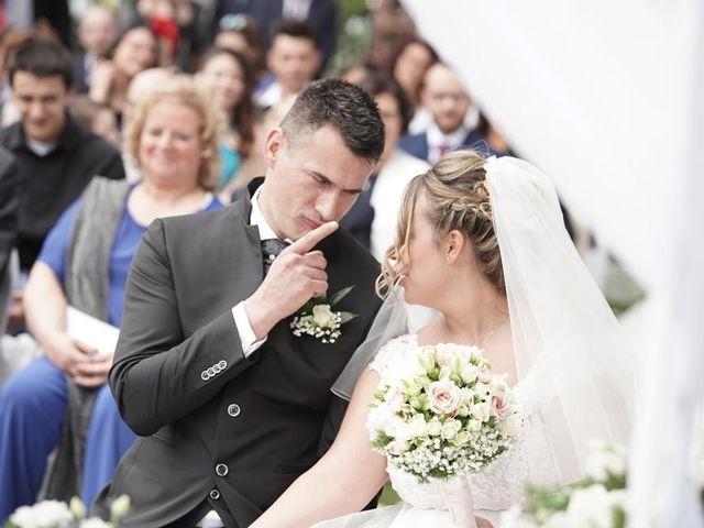 Le nozze di Marika e Matteo