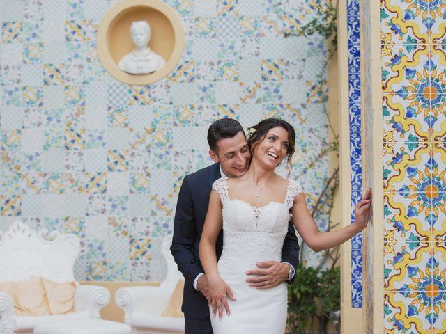 Il matrimonio di Nicola e Concetta a Salerno, Salerno 14