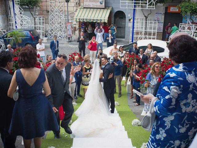 Il matrimonio di Nicola e Concetta a Salerno, Salerno 36