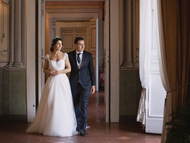 Il matrimonio di Nicola e Concetta a Salerno, Salerno 55