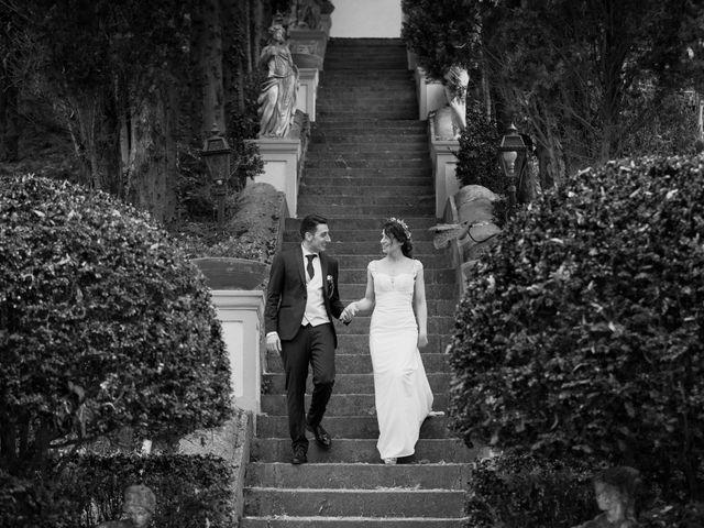 Le nozze di Concetta e Nicola