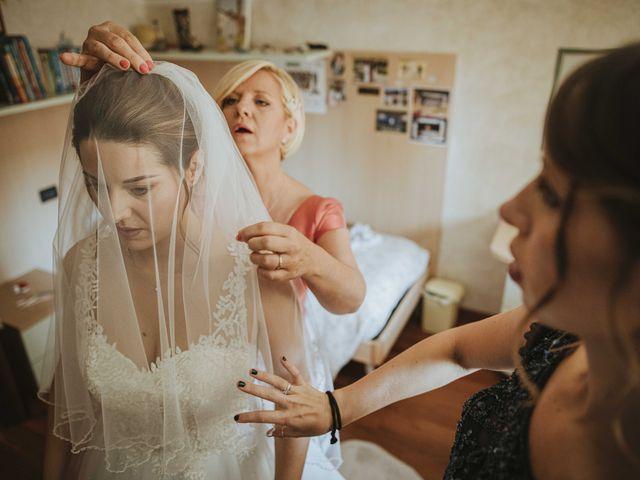 Il matrimonio di Andrea e Martina a Abano Terme, Padova 11