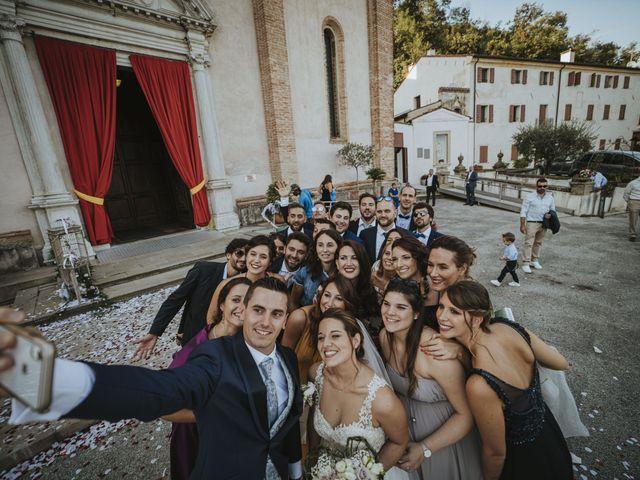 Il matrimonio di Andrea e Martina a Abano Terme, Padova 34