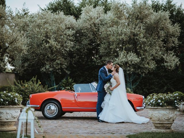 Il matrimonio di Andrea e Martina a Abano Terme, Padova 41